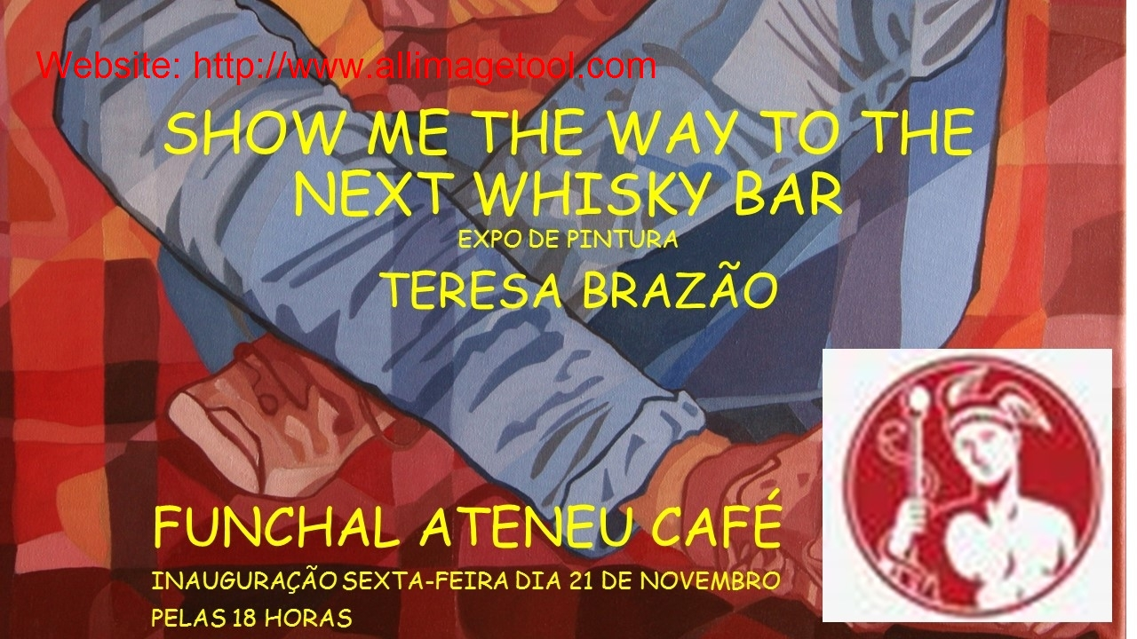 SHOW ME THE WAY TO THE NEXT WHISKY 1